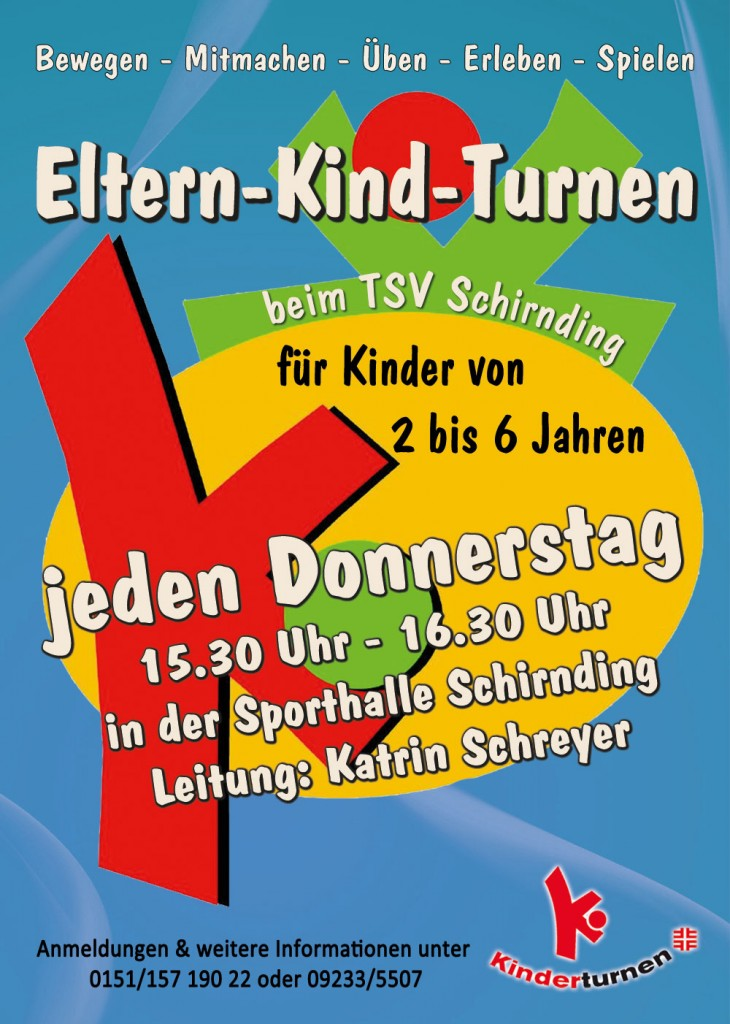 Flyer-Turnen